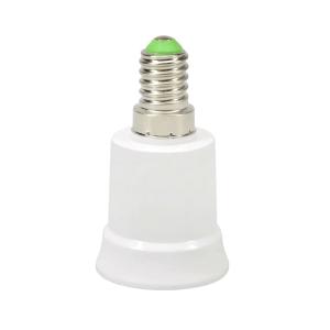 KRISBOW KONVERTER FITTING LAMPU E14-E27