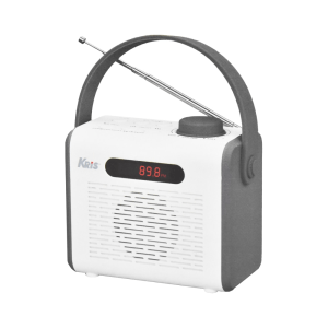 KRIS RADIO PORTABEL TR-840BT - PUTIH