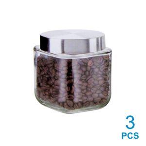 ELEMENTAL KITCHEN SET STOPLES 550 ML 3 PCS