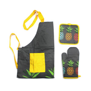 SET CELEMEK PINEAPPLE 3 PCS