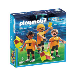 PLAYMOBIL REFEREE TEAM 6859