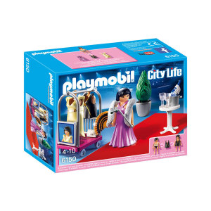 PLAYMOBIL CELEBRITY ON THE RED CARPET