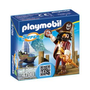 PLAYMOBIL SHARKBEARD 4798