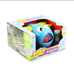 RAINBOW BUBBLES DRAGONFLY BUBBLE MOWER