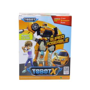 TOBOT FIGURE X ROBOT MAINAN