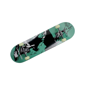 KINETIC DOUBLE KICK PAPAN SKATEBOARD STREET2 78.7X20 CM