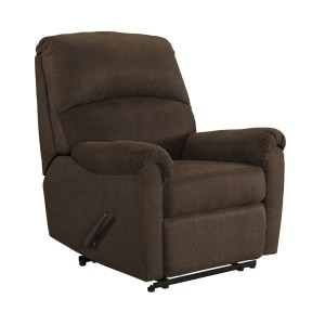 ASHLEY OTWELL SOFA RECLINER 1 DUDUKAN - COKELAT TUA
