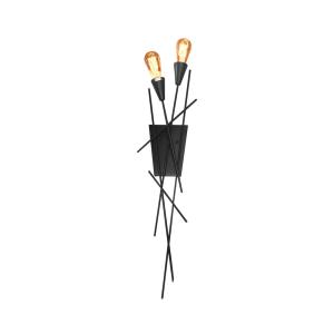ASPEN LAMPU DINDING 22X104X10 CM