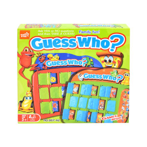 KIDDY STAR GUESSING GAME