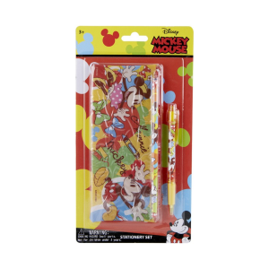 Disney Set Alat Tulis Mickey Mouse