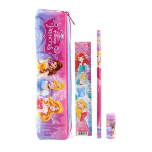DISNEY PRINCESS SET KOTAK PENSIL