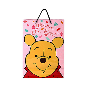 Disney paper Bag Winnie the Pooh Oh Hello Owls Size L