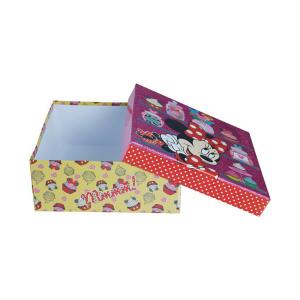Disney Kotak Kado Minnie Mouse Size M - Pink