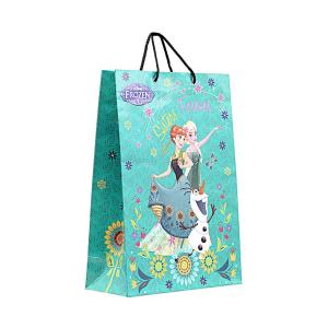 Disney paper Bag Frozen Fever Sisters Forever Size L