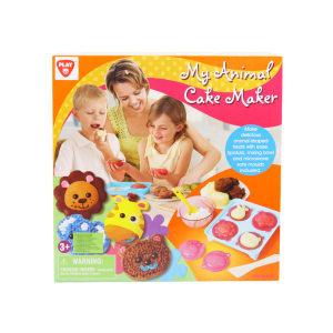 PLAYGO MY ANIMAL CAKE MAKER