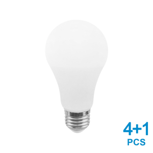 KRISBOW SET LAMPU BOHLAM LED 9W 5 PCS - COOL DAYLIGHT