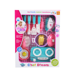 SET MAINAN CHEF DREAM 14 PCS