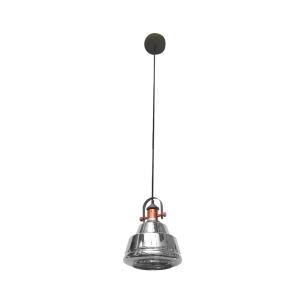 FLEMING LAMPU GANTUNG HIAS 25X102 CM - ABU-ABU