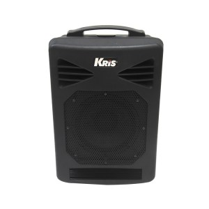 KRIS PORTABLE WIRELESS VHF PA AMPLIFIER SH-727