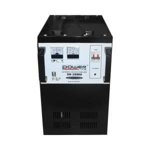POWERLITE ANALOG STABILIZER SH 20000 - HITAM
