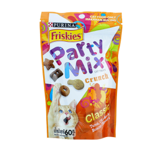 FRISKIES Party Mix Treat Classic 60 g