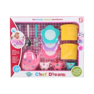 SET MAINAN CHEF DREAM 12 PCS