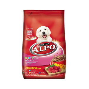 ALPO Puppy Beef and Vegetables 450 g