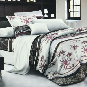 KRISHOME BED COVER SINGLE 150X210 CM DF120856AA1