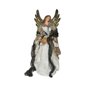 NOELLE HIASAN POHON NATAL ANGEL CHAMPAGNE 50 CM