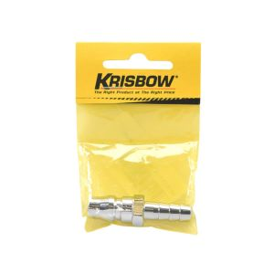 KRISBOW AIR QUICK PLUG 1/4 INCI PH-20