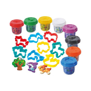 PLAYGO DOUGH COOKIE MOULD