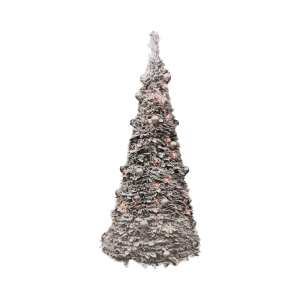 NOELLE POHON NATAL POP-UP FROST DECORATED 180 CM