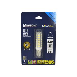 KRISBOW BOHLAM LED E14 5W 6500K