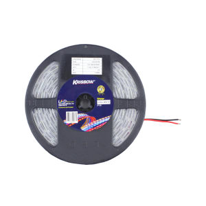 KRISBOW LAMPU LED STRIP 12V 5 MTR - PUTIH