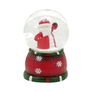 NOELLE MINI SNOW GLOBE