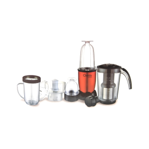 APPETITE NICCE SET MINI BLENDER - MERAH