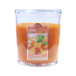 COLONIAL CANDLE MANGO SALSA LILIN AROMATERAPI 623 GR
