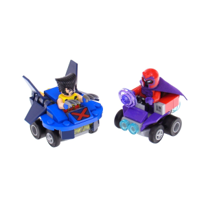 LEGO SUPER HEROES : WOLVERINE VS MAGNETO
