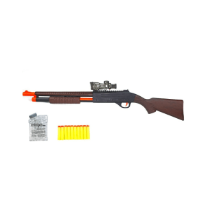 TOP GEAR SOFT WATER BULLET GUN M08+