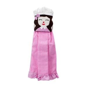 ARTHOME HAND TOWEL CHEF - PINK