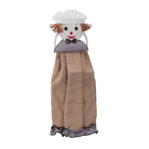 ARTHOME HAND TOWEL CHEF - COKELAT