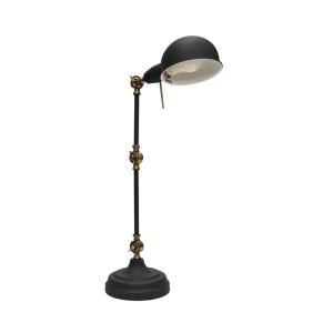 LAMPU MEJA FIONA - HITAM