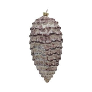 NOELLE ORNAMEN NATAL PINE CONE 15 CM