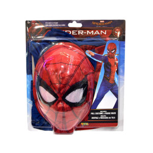 RUBIES KOSTUM HOME COMING SPIDERMAN UKURAN M