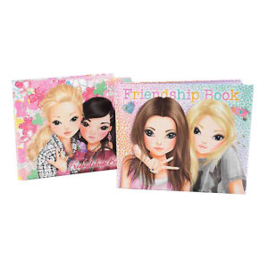 TOP MODEL TM 6825 FRIENDSHIP BOOK