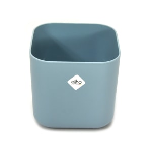 ELHO B.FOR SOFT SQUARE POT TANAMAN 16 CM - BIRU