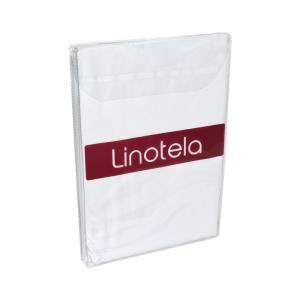 LINOTELA SARUNG GULING 50X100 CM - PUTIH