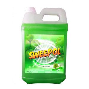 SWEEPOL FLOOR CLEANER APEL 5 L