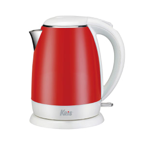 KRIS TEKO PEMANAS AIR DOUBLE WALL 1,5 LITER - MERAH