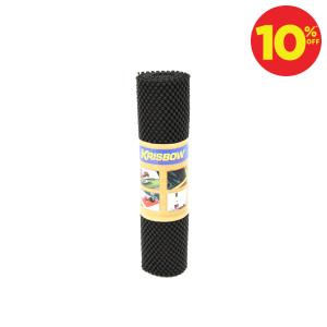 KRISHOME ALAS LINER RAK ANTI SLIP TIPE D 30 X 150 CM - HITAM
